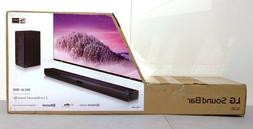 LG SL3D 2.1 Channel 300W Soundbar Sound Bar with Wireless Su