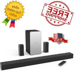 "VIZIO SmartCast 36"" 5.1 Wireless Soundbar System - SB3651 -"