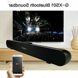 XGODY SoundBar TV Home Theater Wireless Bluetooth 5.0 Speake