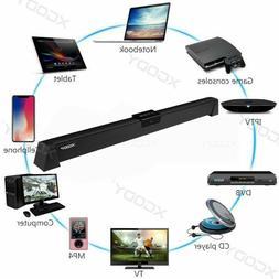 XGODY TV Sound Bar Home Theater Wireless Bluetooth Soundbar