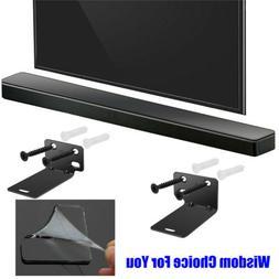 Wall Mount Bracket Kit For VIZIO SB3821-C6 38-Inch 2.1 Chann