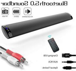 wireless bluetooth 5 0 tv speaker sound