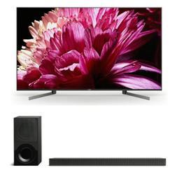 "Sony X950G 75"" Class BRAVIA 4K HDR ULTRA HD Smart TV with X9"