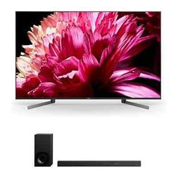 """Sony XBR75X950G 75"""" BRAVIA 4K HDR Smart TV and HTZ9F Dolby A"""